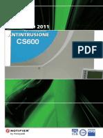 Notifier - Catalogo Antintrusione - 2011