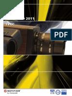 Notifier - Catalogo Tvcc - 2011