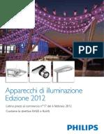 Philips - Apparecchi Di Illuminazione - 2012