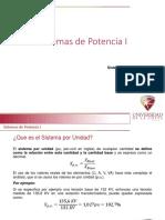 SP-Clase 04 - Sistema Por Unidad