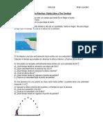 Guia Caida Libre y Tiro Vertical