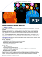 Formas Mais Legais de Aprender_ Método PBL - Caos Focado