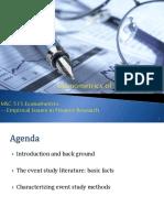 MSC 515 Econometrics of Event Studies.pdf