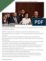05-02-2019 Asiste el gobernador Héctor Astudillo al 102 aniversario de la constitución mexicana.