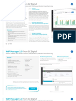 Wip Manager From Ge Digital Datasheet