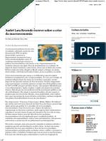 André Lara Resende Escreve Sobre a Crise Da Macroeconomia _ Valor Econômico