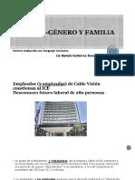 Tarea #4 Género y Familia