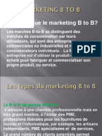 Cours Marketing Bto B