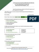 Council of Ohio Audubon Chapters (COAC) Participant Survey 03032019 Results