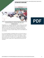 08-02-2019 Astudillo Flores dio el banderazo de inicio de la construcción del boulevard de Tanganhuato.