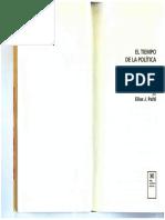 Palti- El Tiempo de la polìtica