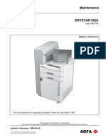 DRYSTAR 5500 - Chapter 09 - Maintenance Instructions 4.0