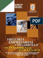 Historia empresarial y desarrollo del pensamiento estratégico en tres firmas destacadas de sectores representativos del Valle del Cauca (vivienda, salud, educación) entre 1970 y el 2005