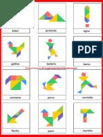 Tangram Figuras Para Imprimir Parte1
