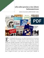 Bibliografía sobre precine y cine silente latinoamericano.pdf