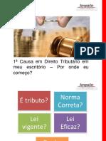 1ª Causa em Direito Tributário Por onde Começo _  Legale.pdf