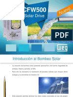 CFW500 Solar Drive