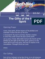 Holy Spirit Workshop