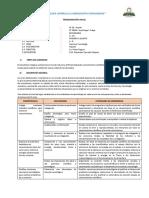 Programacion Anual de Ciencia y Tecnologia  modelo.docx