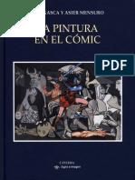 La pintura en el cómic - Luis Gasca, Asier Mensuro.pdf