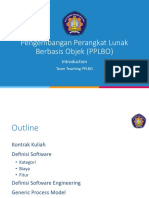 Introduction PPLBO