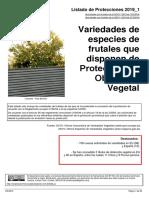 Listado Protecciones_TOV_2019_1