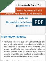 Direito Processual Civil II - Aula 8