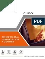 Curso_Expresión Oral, Comunicacion y Oratoria