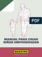 EL PRIMER MANUAL PARA CRIAR NIÑAS EMPODERADAS