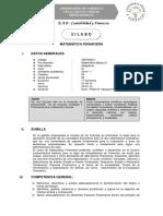 Silabo MateFinanc 2014 I