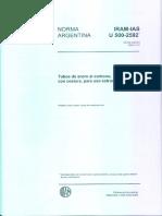 IRAM-IAS U500-2592 Tubos estructurales.pdf