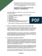 PROCEDIMIENTOS DE Elaboración de los Trabajos  Topográficos.docx NIL.docx