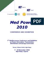 Med Power 2010 Flyer V6