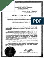 Sample Coi - Machitar Prime Holdings, Inc.