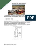 Cementación de Pozos Petrolero1