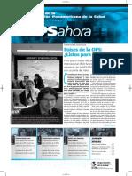 Ahora Revista Panamericana de Salud Diciembre 07