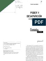 Calveiro, Pilar Poder y Desaparición.pdf