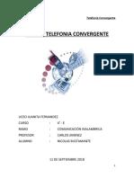 Informe Tel Conver