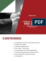 Resumen de La Norma 14001-2015