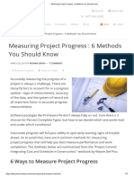 WEB - Measuring Project Progress _ 6 Methods You Should Know