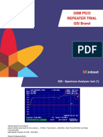 GSM Pico Repeater SGI Report