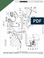 Southbend Shaper V2 Parts List