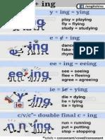 Verb ING