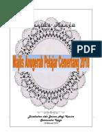 Kertas Kerja Majlis Anugerah Pelajar Cemerlang 2018 - Edited by ZAKARIA ABDUL KADIR