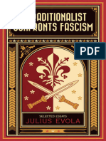 Julius Evola - A Traditionalist Confronts Fascism, Selected Essays (2015)