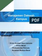 Copy of Training Dakwah Kampus