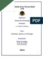 aristotelesaportespsicologia-130823233600-phpapp02