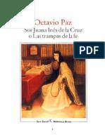 1982 Sor Juana Inés de la Cruz o Las trampas de la fe.docx