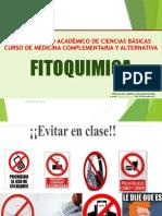 Clase 7 - Cmca - Fitoquimica Prof Lens 2019-0