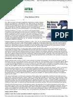 Gamasutra - Applying Risk Analysis